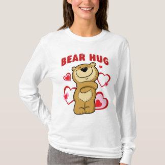 T-shirt Étreinte d'ours