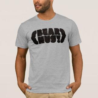 T-shirt Étreinte d'ours : Gris