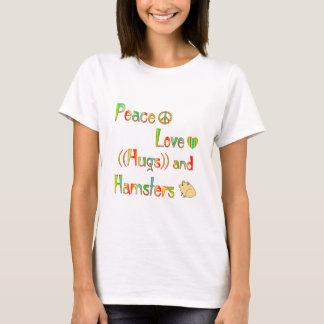 T-shirt Étreintes de hamster