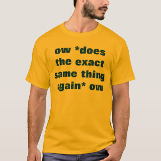 T-shirt étude