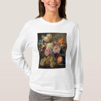 T-shirt Étude de fleur