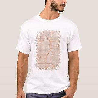 T-shirt Étude de W.18v des capitaux de colonne