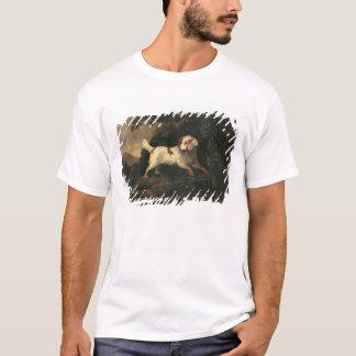 T-shirt Étude d'épagneul de Clumber