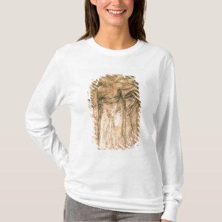 T-shirt Étude des femmes de deuil