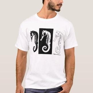 T-shirt Étude d'hippocampe