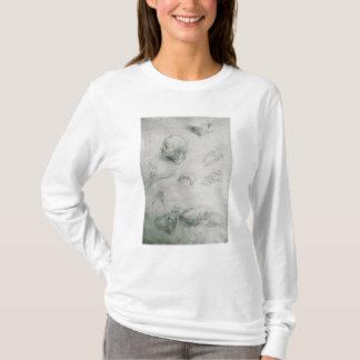 T-shirt Études pour la figure de Bramante
