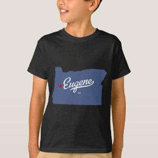 T-shirt Eugene Orégon OU chemise