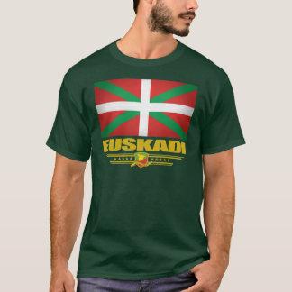 T-shirt Euskadi (pays Basque)