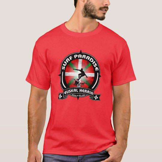 T-shirt euskadi surfing