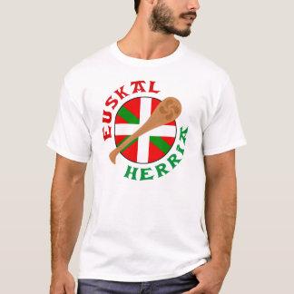 T-shirt euskal herria sport