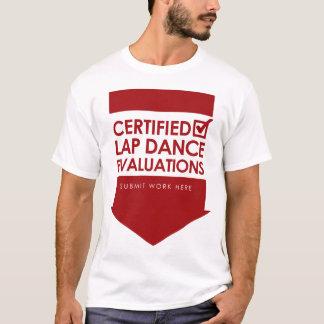 T-shirt Évaluations certifiées