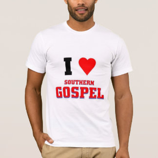 T-shirt Évangile du sud