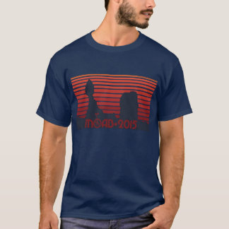 T-shirt Événement officieux de MOAB 2015