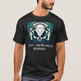 T-shirt Éviscéré : NOUS sommes GRANDS EN NORVÈGE