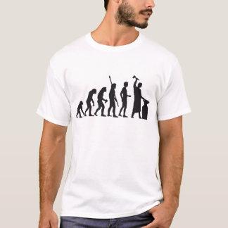 T-shirt évolution blacksmith