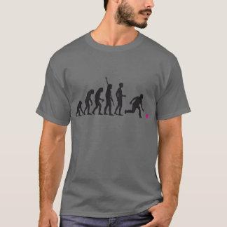 T-shirt évolution bowling