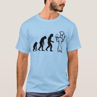 T-shirt Évolution de Baker