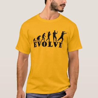 T-shirt Évolution de Chuan de Chi de Tai
