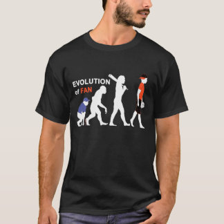 T-shirt ÉVOLUTION de FAN