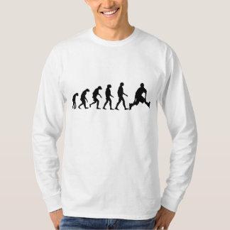 T-shirt Évolution du roller