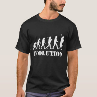 T-shirt Évolution d'un tee - shirt de Scotsman