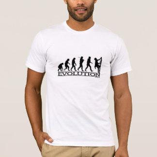 T-shirt Évolution - escalade