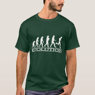 T-shirt Évolution - fonctionnement d'homme