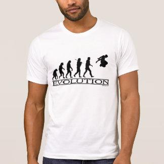 T-shirt Évolution Parkour