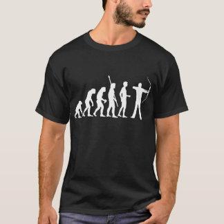 T-shirt évolution plus archer