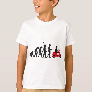 T-shirt évolution plus scooter