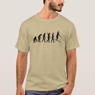 T-shirt Évolution Slackline