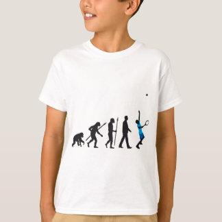 T-shirt évolution tennis plus player