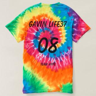 T-shirt Exagération d'équipe (Gavin life37)