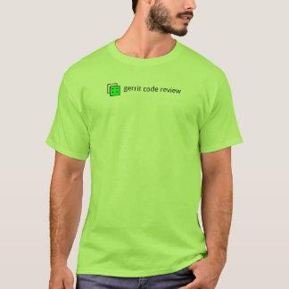 T-shirt Examen de code de Gerrit