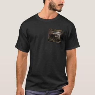 T-shirt Examens du pistolet de Joe moyen