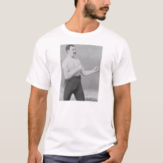 T-shirt Excessivement chemise de Viril-Man