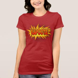 T-shirt Exclamation comique de Meme de tempête de grêle de