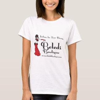 T-shirt Exclusivités de boutique de Beledi