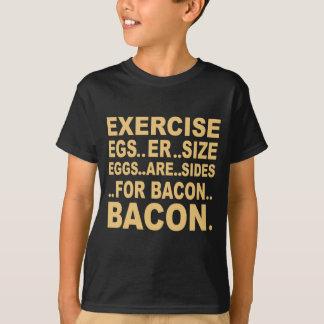 T-shirt Exercice (beige)