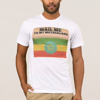 T-shirt Expédiez-moi en Ethiopie