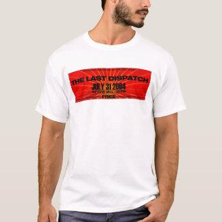 T-shirt Expédiez tous les albums