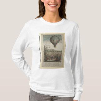 T-shirt Expérience de montgolfière