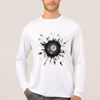 T-shirt Explosion de billard