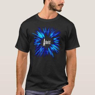 T-shirt Explosion d'étoile d'arboriste