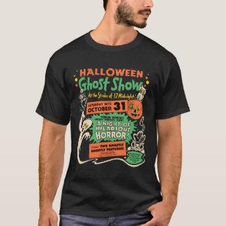 T-shirt Exposition 1950 de fantôme de Halloween