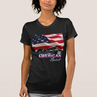 T-shirt Exposition américaine de moto de l'esprit TV
