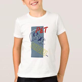 T-shirt Exposition d'animal familier