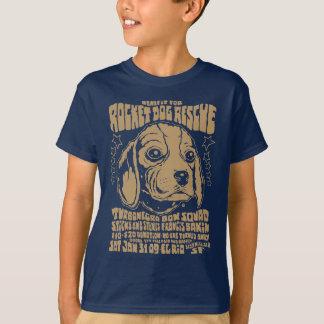 T-shirt Exposition d'avantage de RDR (cuivre)