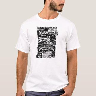 T-shirt Exposition vintage de monstre d'exposition de