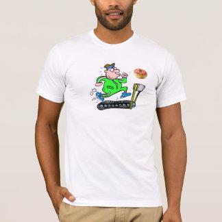 T-shirt Express 2 de tapis roulant